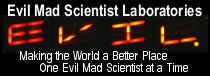 Evil Mad Scientist Laboratory